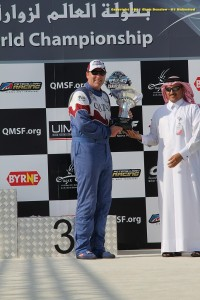 Dave Villwock clinches title in Doha