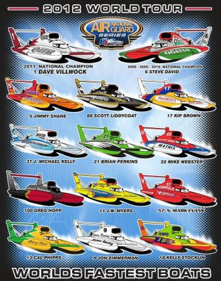 2012 Spotter&#039;s Guide