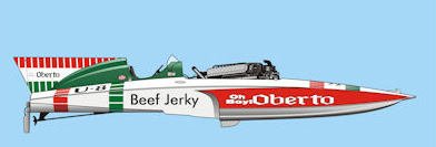 The 1974 Oh Boy! Oberto