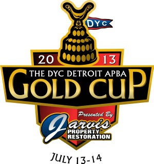 Detroit APBA Gold Cup Adds Title Sponsor
