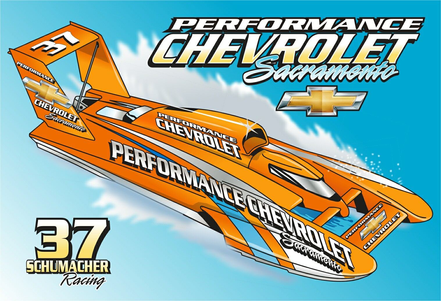 Performance Chevrolet On Board 37