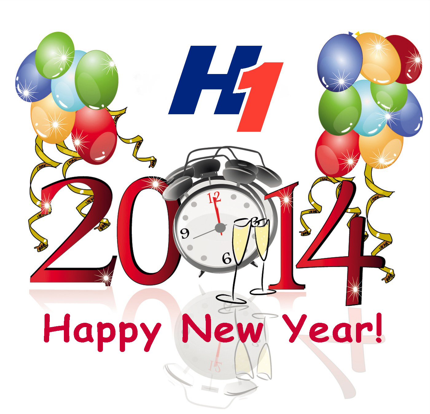 Happy New Year from H1