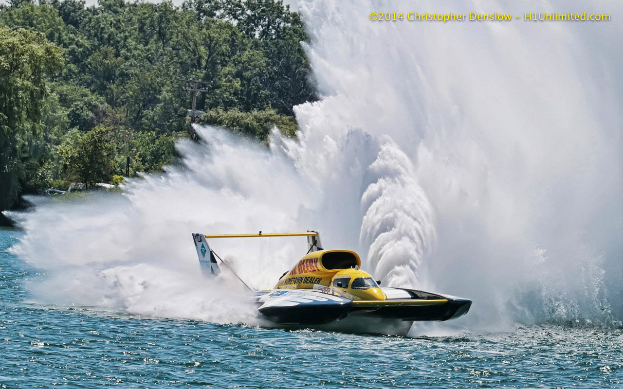 Detroit APBA Gold Cup: Friday Images