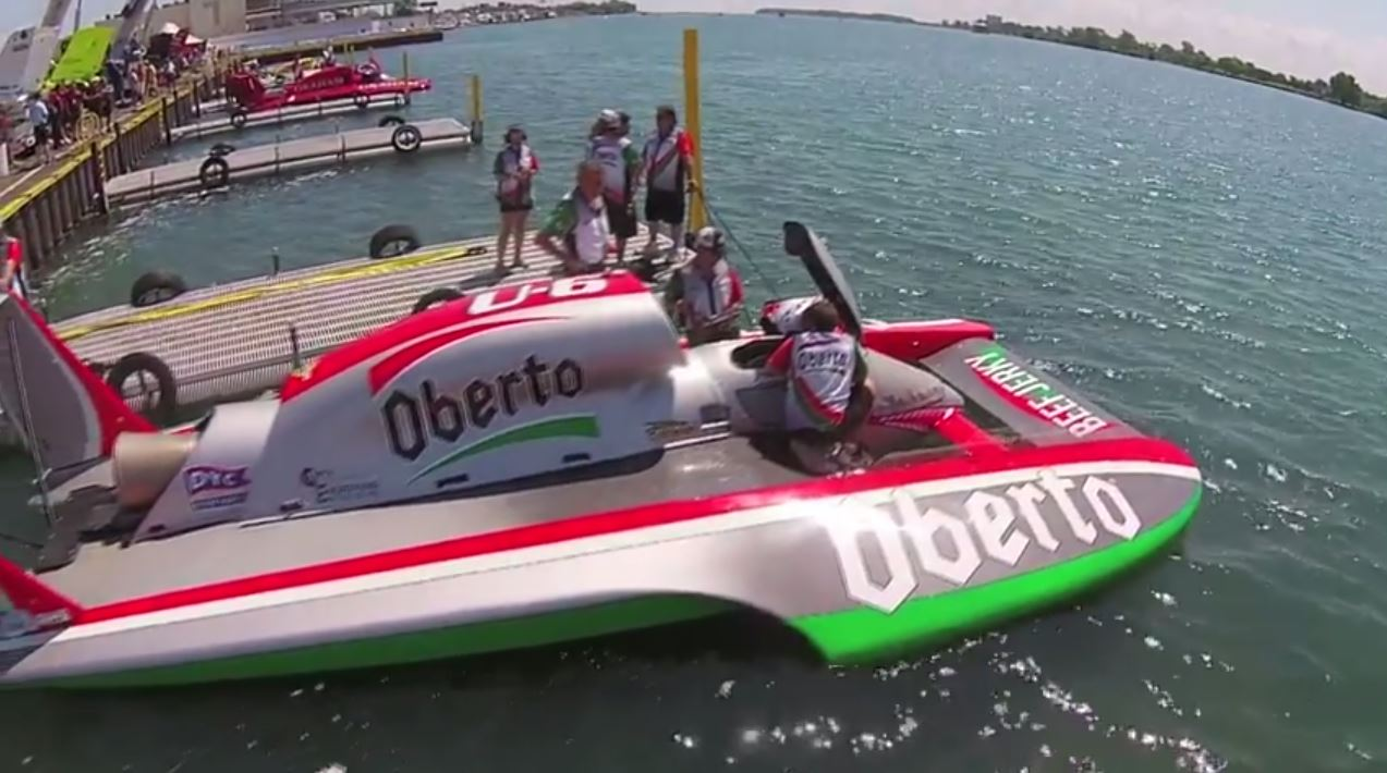 Oberto Team Video: Gold Cup Weekend