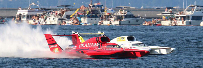 J. Michael Kelly Is Seafair Champion