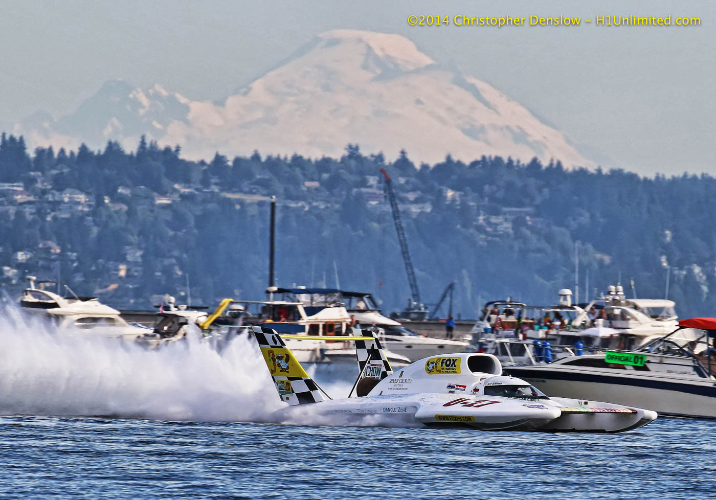 Seafair Cup: Friday Images