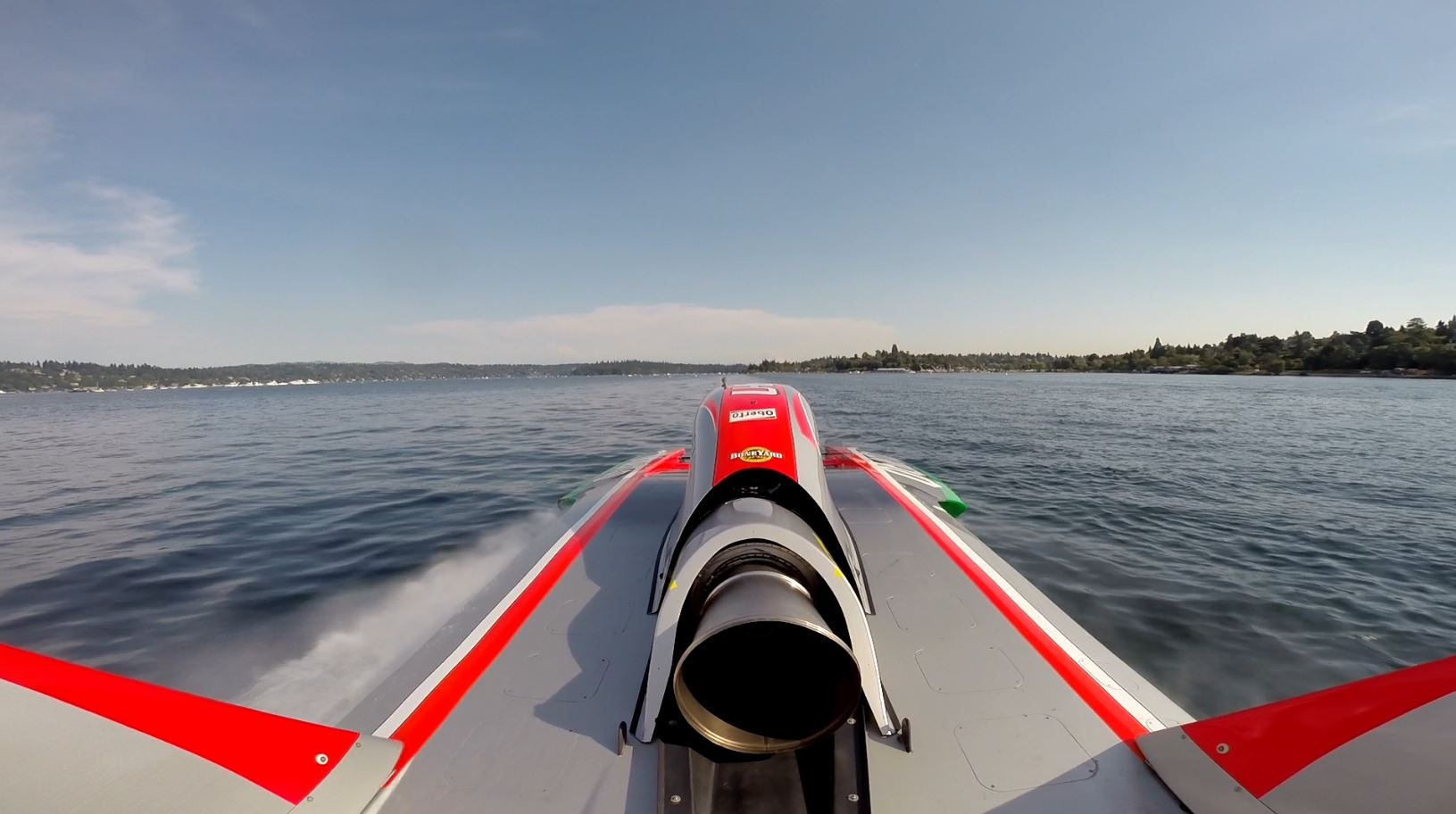 2014 Seafair Cup Qualifying Video