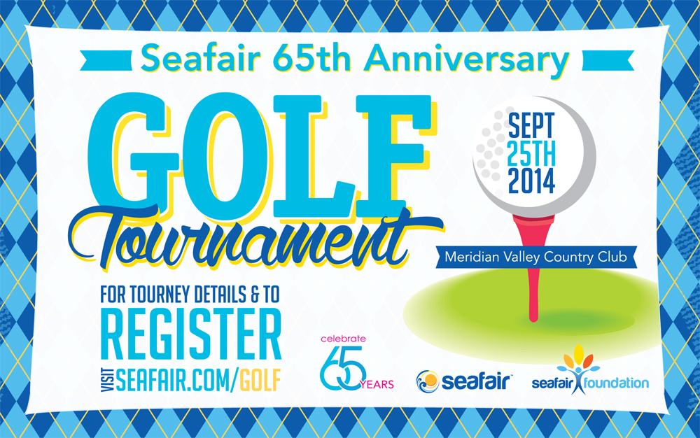 Seafair 65th Anniversary Golf Tournament