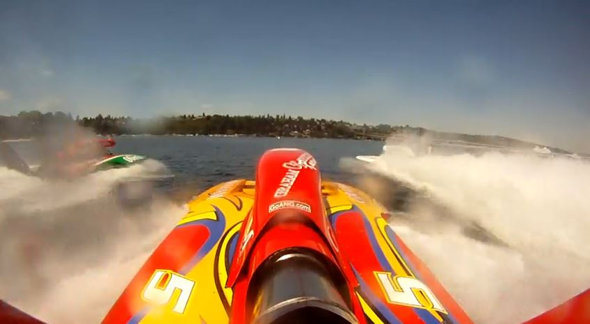 You Are There: 2013 Seafair Cup Heat 3A