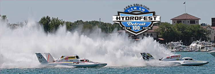 "100th Anniversary in Detroit: APBA Gold Cup adds ""Free Friday"""