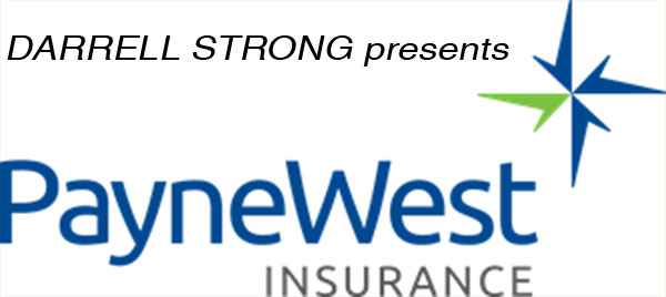 Darrell Strong presents Payne West Insurnace