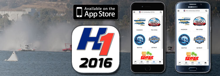 H1 2016 Mobile App Released