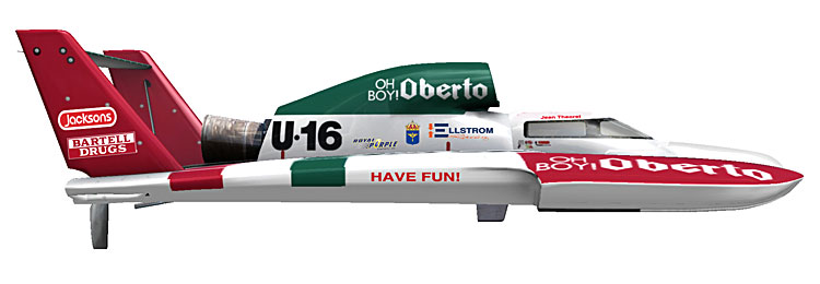 Oberto Brands On Board With Ellstrom Racing