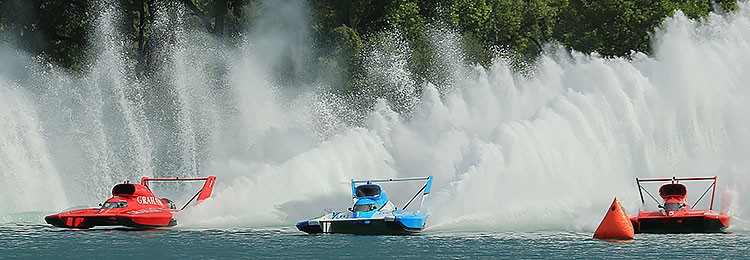 8 HydroTeams Preparing for 2 Races In Detroit
