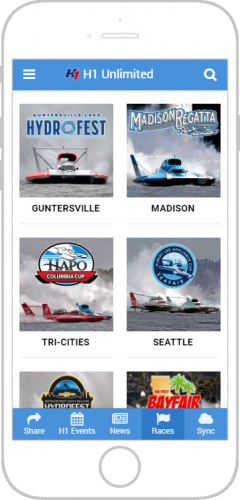 H1 Unlimited – Home of the World's Fastest Boats
